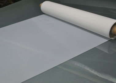 High Tension 165T - 31 Polyester Screen Printing Mesh For Screen Printing