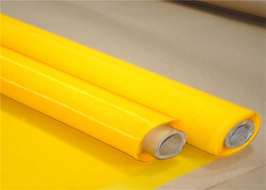 Tension Stable Polyester Screen Printing Mesh Used For Sign Printing
