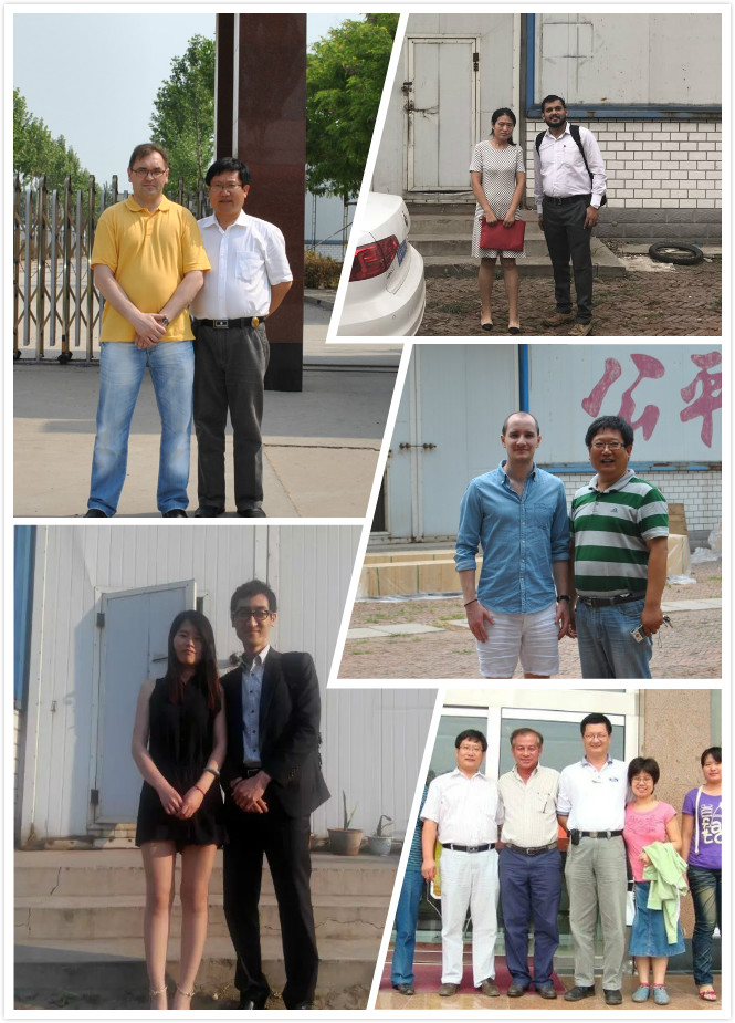 China Anping County Comesh Filter Co.,Ltd Perfil de la compañía 0